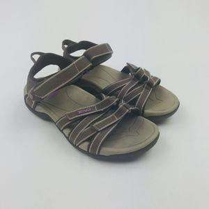 2338de50fb6b Teva Shoes - Teva Adjustable Comfort Walking Sandal 5.5